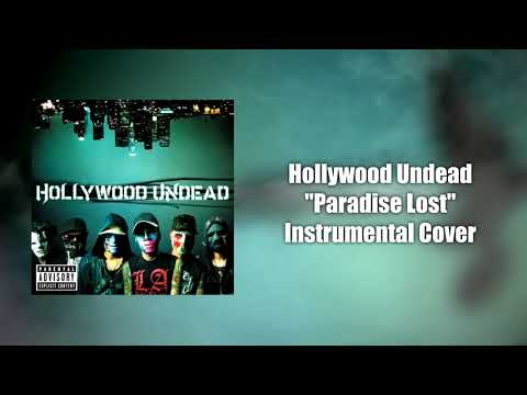 Hollywood Undead - Paradise Lost (Studio Quality Instrumental)
