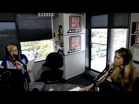 Ann Coulter Talks Delta Airlines with Joyce Kaufman