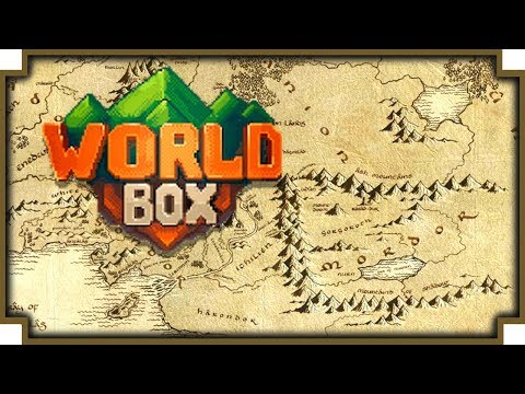 World Box - The Lord Of The Rings