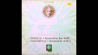 Roni Size - Timestretch (95 Relick By Andy C)