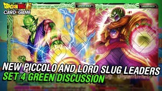 FINALLY, A PICCOLO LEADER! Set 4 Green Discussion and Analysis! | DBS CCG Mp3