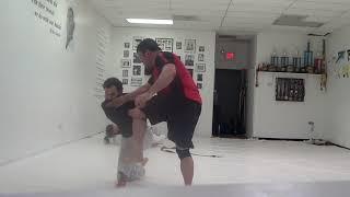 New REAL Steven Seagal vs BJJ Brown Belt Bio-mechanics Invisible Jiu-jitsu Aikido Systema TMA #3