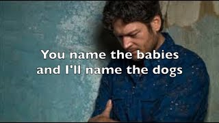 I'll Name The Dogs-Blake Shelton(Lyrics) Mp3