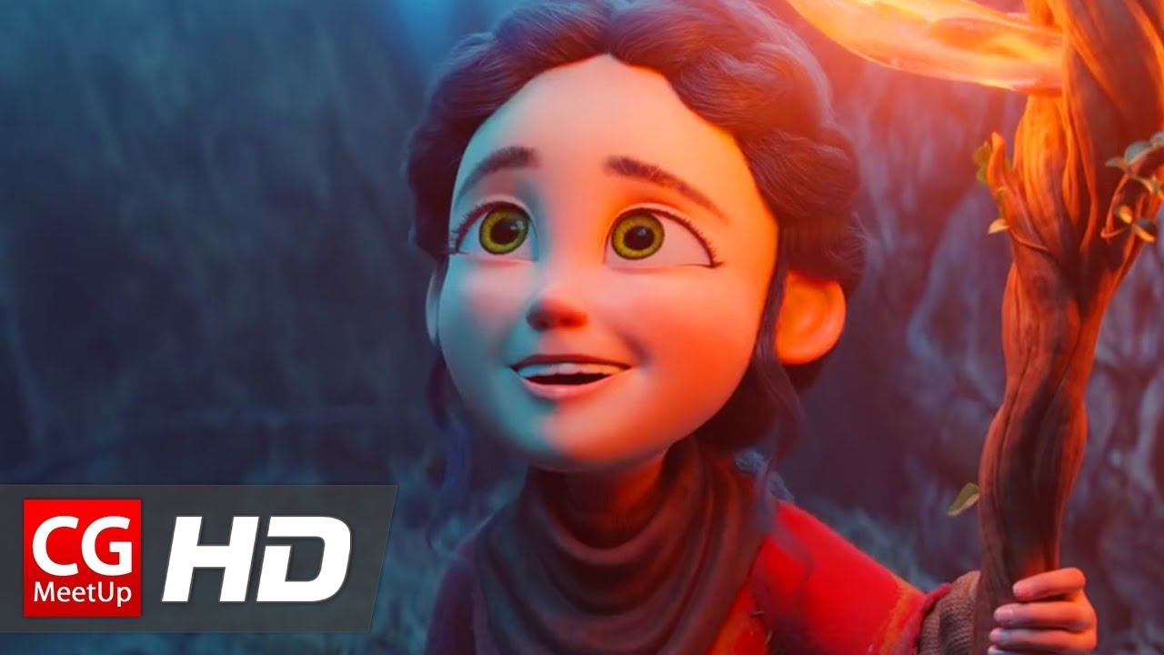 "CGI Animated Short Film: ""Spring"" by Blender Animation Studio | CGMeetup #1"
