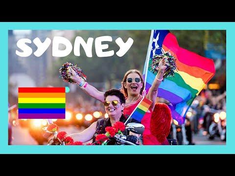SYDNEY, Mardi Gras: The Whole Gay 🌈 And Lesbian (LGBT) Parade (Australia)