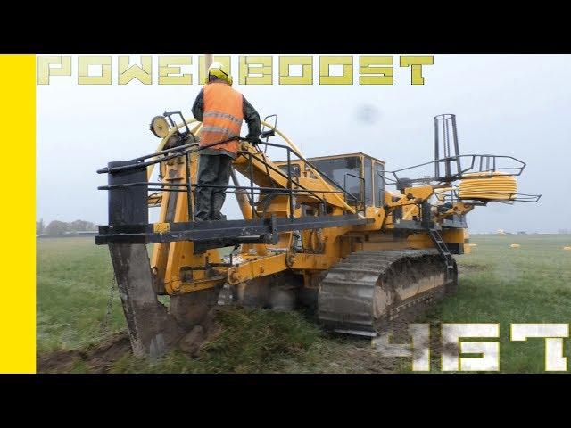 450 ch, 35 t, pour méga chantiers agricoles !
