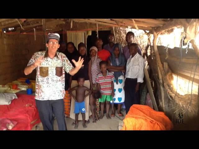 Testemunho Projeto NIGER - IDE-GO