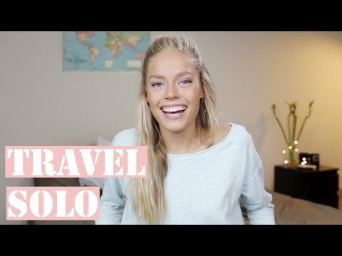 Backpacking Tips // Girl Traveling Alone