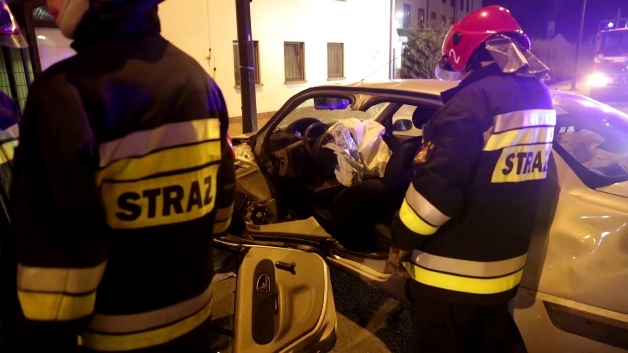 Lublin: Wypadek na ul. Wrotkowskiej