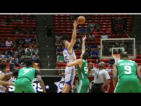 Full Highlights: Boston Celtics vs. Philadelphia 76ers from Utah Summer League (89-88)