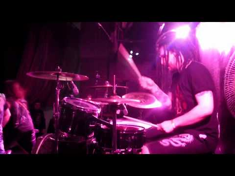 Max Talion Drum Cam - Харизма - Бьемся За Небо