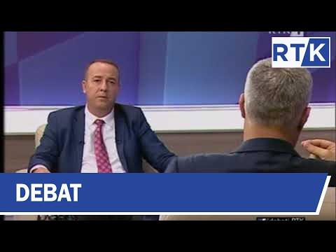 DEBAT -  Hashim Thaçi - President  15.09.2017