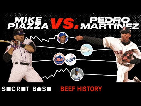 Pedro Martinez's beef with Mike Piazza covered family honor, a whole lot of money, and camp drama