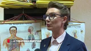 Курсанты из Владивостока потушили пожар и спасли товарища из воды в ходе соревнований World Skills.