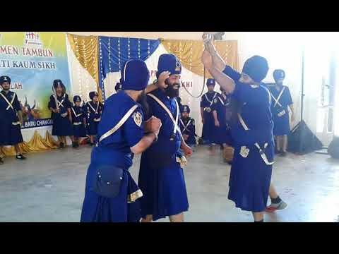 Majlis Rumah Terbuka Vaisakhi 2018 IPOH @ GATKA DALER KHALSA
