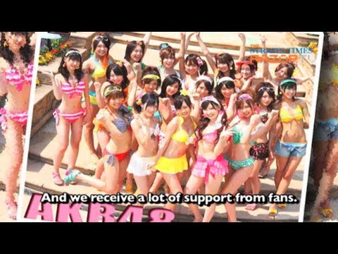 No dating for the girls (AKB48 Pt 2)