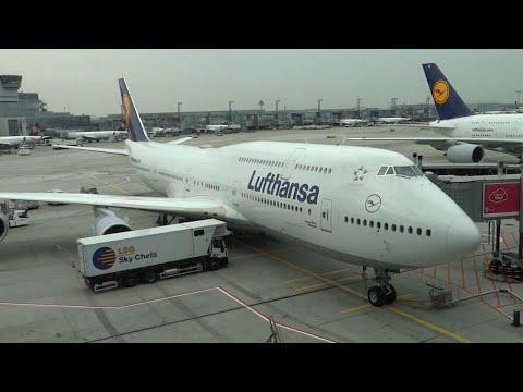 [Tripreport] Lufthansa B747-8i | Frankfurt - Chicago | Economy Class