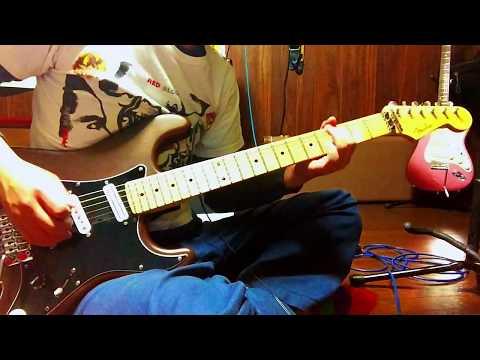 乃木坂46 - 世界で一番 孤独なLover guitar cover
