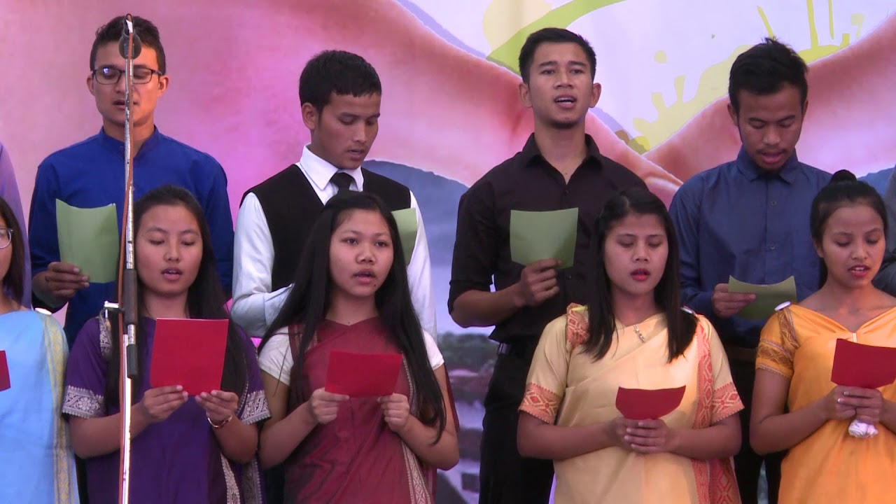 Meghalaya Group | Away in a Manger | Spicer Adventist University