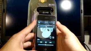 nolan tx rx bluetooth audio transceiver receiver with iphone