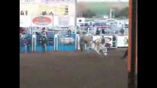 SWOSU Rodeo 2013 Horse Riding
