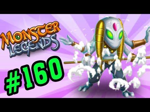 Monster Legends Game Mobiles - Shakti Review Thần Ánh Sáng - Thế Giới Quái Vật #159