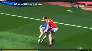 Colm Cooper, The Gooch Pick Up Skill