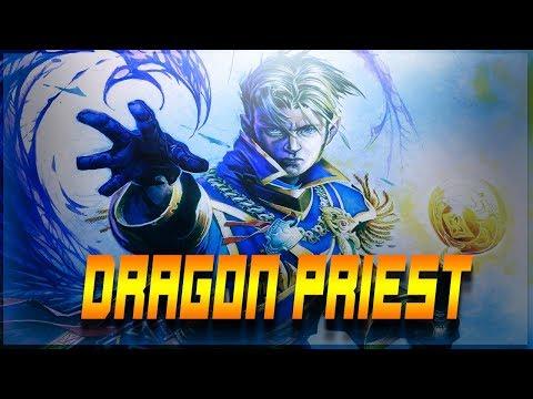 Dragon priest Hearthstone Rank 10