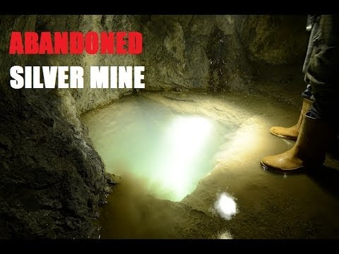 Abandoned Silver Mine - Underground Urban Exploration Urbex
