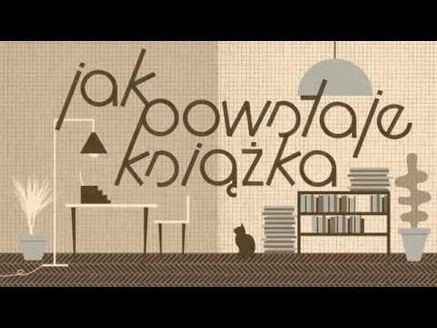 """SPOT """"Jak powstaje książka"""" - opowiada Małgorzata Gutowska-Adamczyk!"""