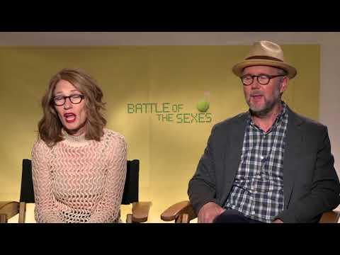 Battle Of The Sexes || Jonathan Dayton & Valerie Faris - Directors  Soundbites || SocialNews.XYZ