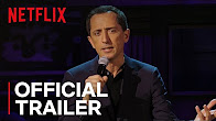 Gad Elmaleh: American Dream | Official Trailer | Netflix - Продолжительность: 68 секунд