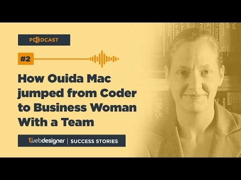 How Ouida Mac jumped from Coder to Business Woman with a Team