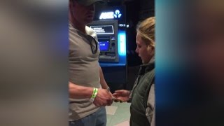 Stranger Gives Homeless Woman Money for Flight to Reunite with Family