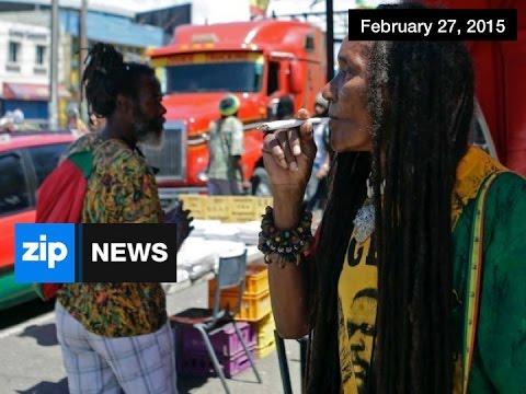 Marijuana Decriminalized In Jamaica - Feb 27, 2015