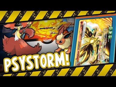 Building the Delphox BREAK deck Pokémon TCG Online, Wizard Wednesday! | PTCGO series
