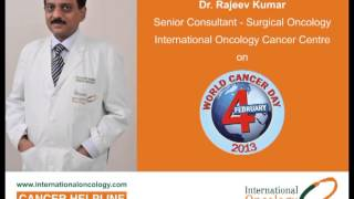 Message from Dr. Rajeev Kumar on World Cancer Day