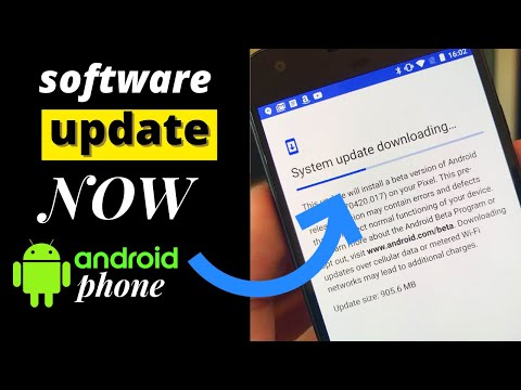 How To Update Mobile Phone Software | Mobile Update 2019 | Software Update Mobile | Hindi Tech Fro
