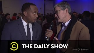 Behind The Scenes At The New Hampshire Primary The Daily Show
