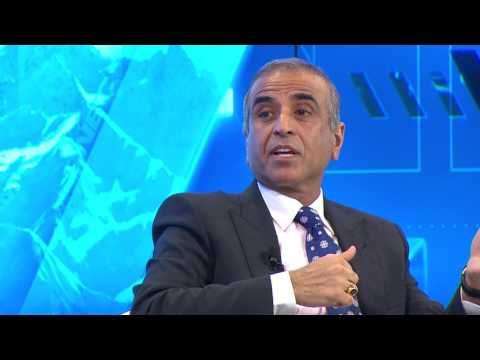 Sunil Bharti Mittal - Size Matters: The Future of Big Business - Winner-takes-all