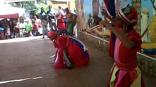 danza afro-cubana (poblacion de capaya)