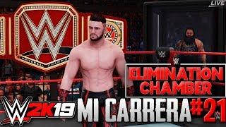 Download Video WWE 2K19 Mi Carrera : Elimination Chamber por el Titulo Universal | Cap. 21 MP3 3GP MP4