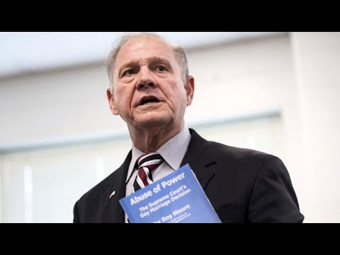 Supporters stand by Roy Moore amid sexual misconduct accusations