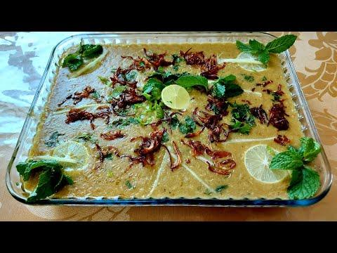 chicken-haleem-recipe,-چکن-حلیم,-चिकन-हलीम,-دجاج-حليم