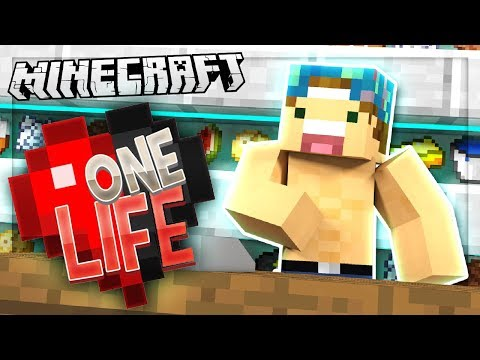 JOEY'S WONDERFUL SHOP! | One Life SMP #21