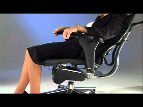 ergo seat user manual - youtube