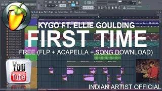 First Time - Kygo ft. Ellie Goulding (FL Studio Remix) Tutorial with FLP.