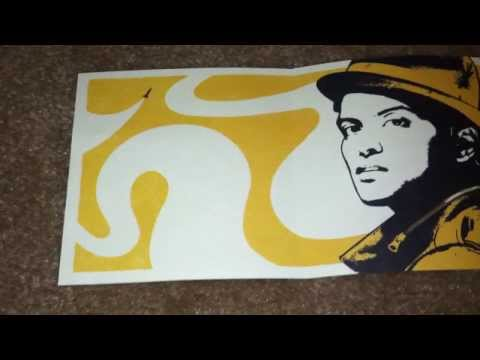 Unboxing Bruno Mars - Doo-Wops and...