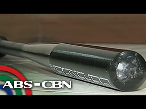 TV Patrol: Lalaki, hinampas ng baseball bat dahil sa away-trapiko