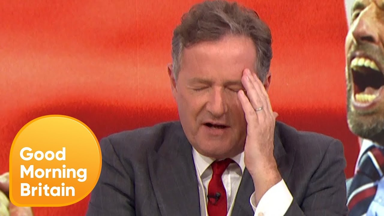 Piers Can't Get His Head Around 'The Do Bits Society' | Good Morning Britain